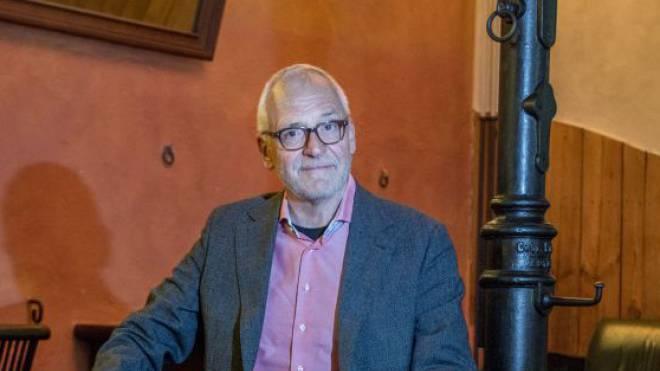 Elmar Ledergerber im Interview. Foto: HO