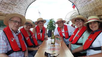 Solothurner lieben die Harmonie: Sinnbildlich die Fahrt an die Fête des Vignerons. Wer schafft es nach Bern?