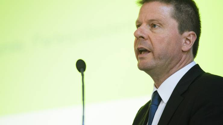 GLP-Parteipräsident Martin Bäumle will mit dem Politlabor die eigene Basis besser einbeziehen.