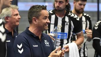 Ist in der strengen Woche zusätzlich gefordert: RTV-Cheftrainer Christian trifft mit seiner Mannschaft nach einem Unentschieden und einer Niederlage zuhause auf GC Amicitia Zürich.