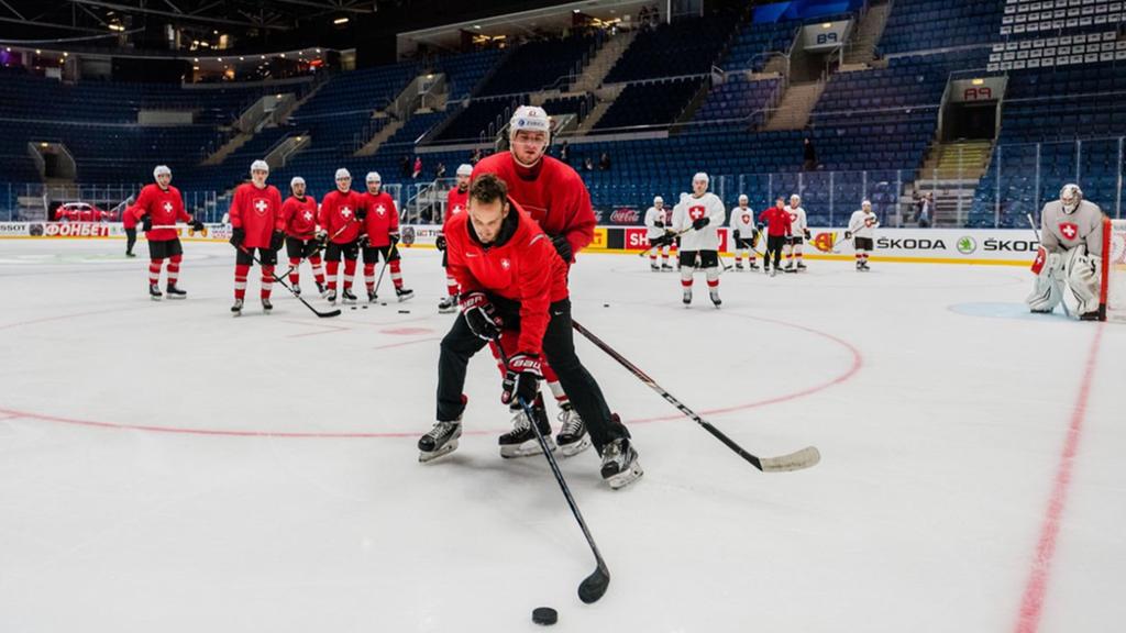 Die Schweiz vor der Eishockey-WM 2019