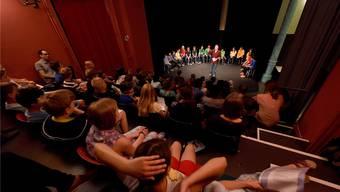 Das Schultheater-Treffen Baselland