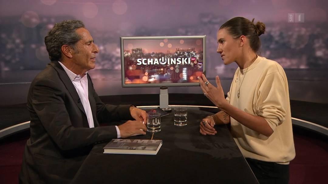 Wenn Schawinski ganz väterlich wird – so verlief Tamy Glausers TV-Debüt als Politikerin