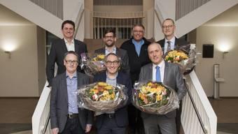 Stadtrat Dietikon 2018