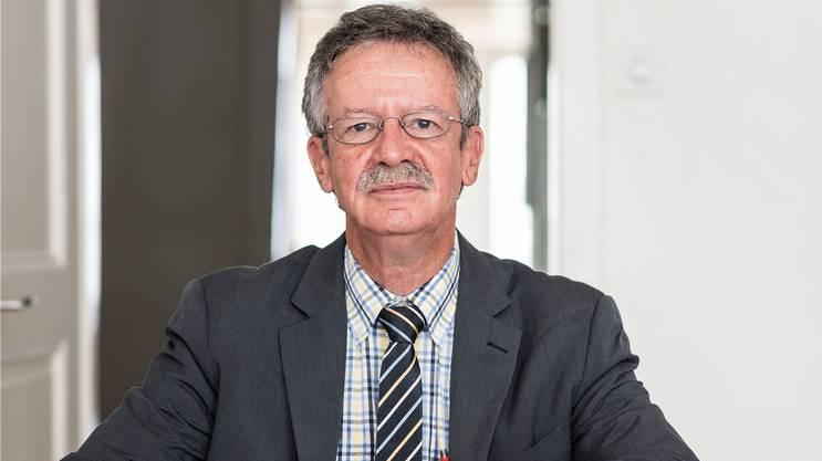 Der Aargauer Strafrechtsprofessor Martin Killias.