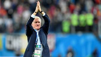 Dank Disziplin zum Erfolg: Frankreichs Trainer Didier Deschamps setzt aufs Kollektiv.Keystone