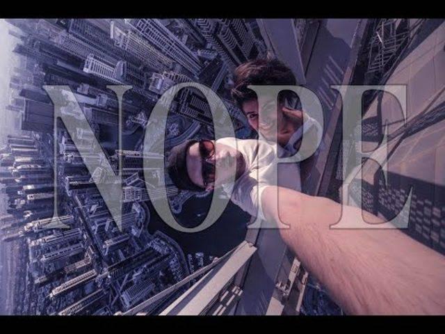 In seinem neusten Video macht Oleg die Wolkenkratzer in Dubai unsicher.