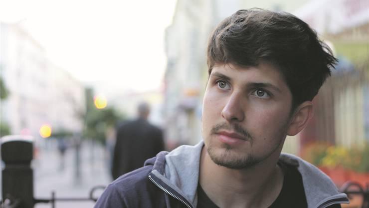 Lukas Huber hinterfragt als Teamplayer die angestammte Rolle des klassischen Komponisten.