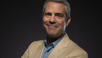 Freut sich über die Geburt seines Sohnes Benjamin: US-Moderator Andy Cohen. (Archivbild)