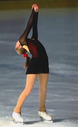 Claire DePorter erreichte mit dem 3. Platz das Podest.