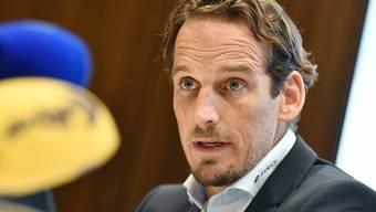 Patrick Fischer testet in den zwei Partien gegen Deutschland mehrere junge Spieler