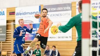 Möhlin konnte im Spiel gegen Solothurn spielerisch wenig überzeugen, zeigte aber viel Kampfgeist und Moral.