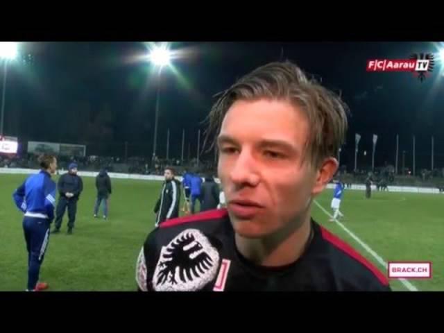 FC Aarau - FC Wohlen 2:0 (12.03.2016, Runde 24) Stimmen zum Spiel