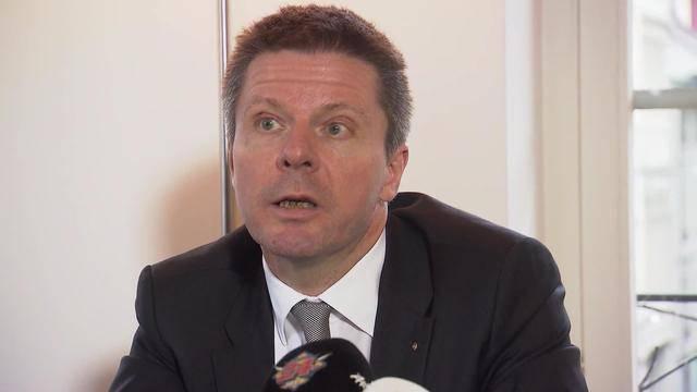 Rücktritt von GLP-Präsident Martin Bäumle