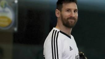Lionel Messi - der bestbezahlte Sportler der Welt