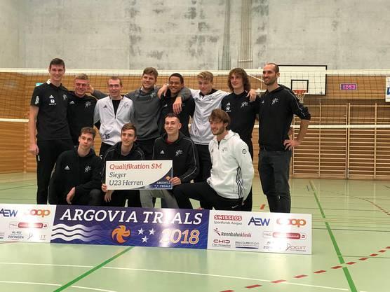 U23 - Volley Schönenwerd - 1. Platz