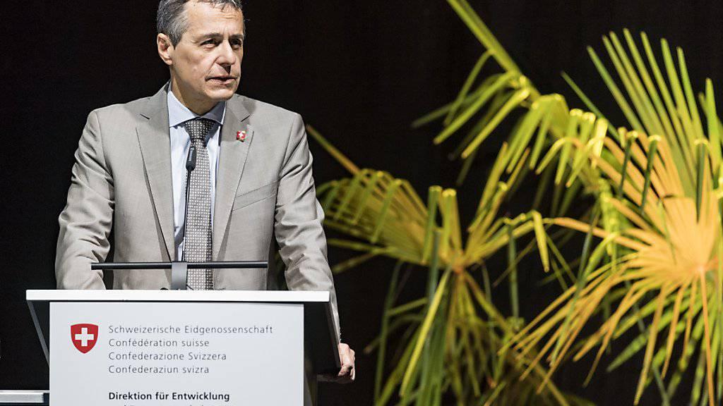 Schweizer Entwicklungshilfe zu stark auf Migration ausgerichtet