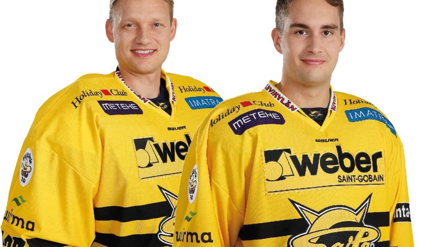 Zwei Finnen bis Ende Saison zum EVZ