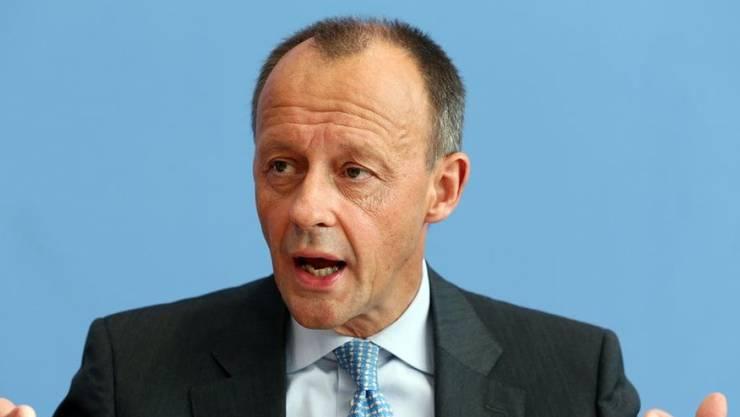 Friedrich Merz ist Verwaltungsrat in Peter Spuhlers Stadler Rail – und vielleicht bald neuer CDU-Parteichef.