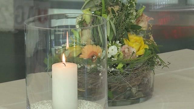 Trauerfeier für Opfer von Würenlingen