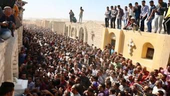 Bei einem Anschlag auf Kopten in Ägypten waren am Freitag sieben Pilger getötet und 19 verletzt worden.