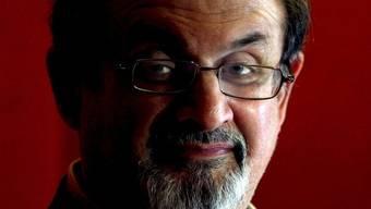 """Die """"Satanischen Verse"""" prägen sein Leben: Salman Rushdie (Archiv)"""