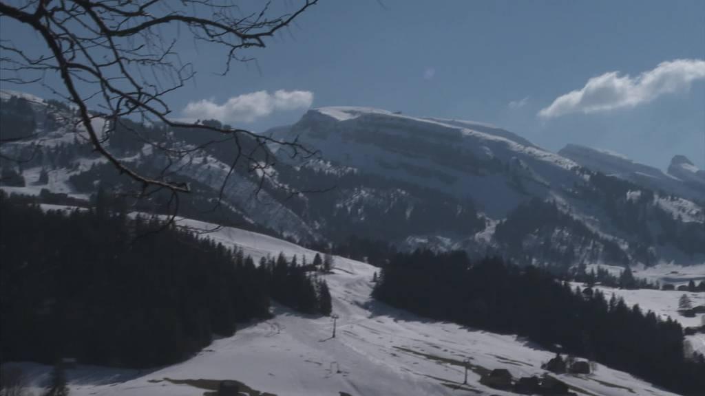 Getrennte Pisten: Schwierige Wintersaison für Skigebiet