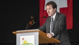 Thomas Aeschi ist SVP-Fraktionschef.