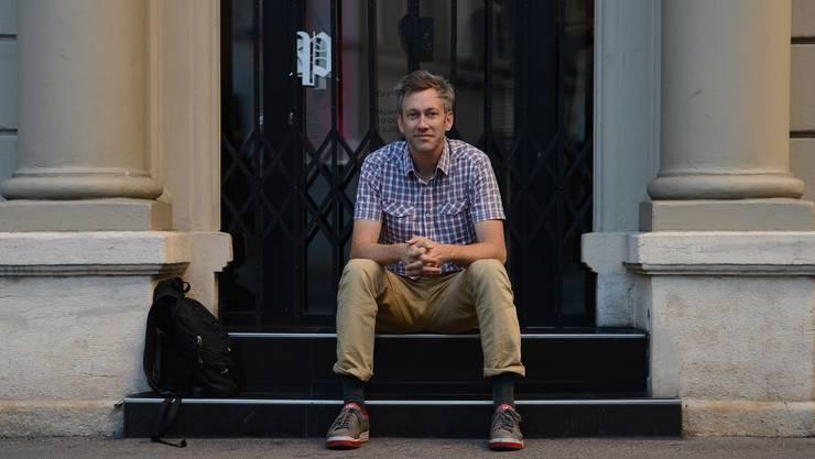 Der weltberühmte New Yorker Offbroadway-Regisseur Richard Maxwell inszeniert mit «Isolde» zum ersten Mal ein Stück in Basel.