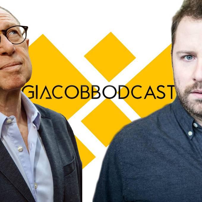 Giacobbodcast mit Kabarettist Gabriel Vetter