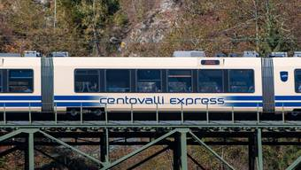 Die Centovalli-Bahn bekommt neue Züge. (Archiv)
