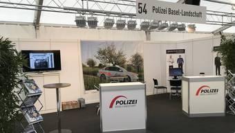 So präsentiert sich die Baselbieter Polizei als möglicher Arbeitgeber.