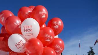 Sion 2026 – Befürworter sehen eine Chance für die Wirtschaft.