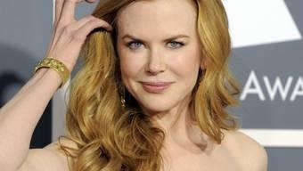 Nicole Kidman litt unter ihrer Kinderlosigkeit