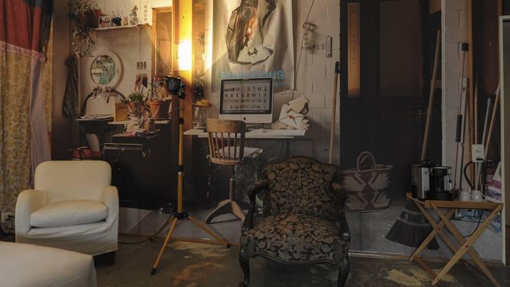 Die neu gestalteten Künstlerzimmer im Hotel Teufelhof. Die Mickry-Zimmer.