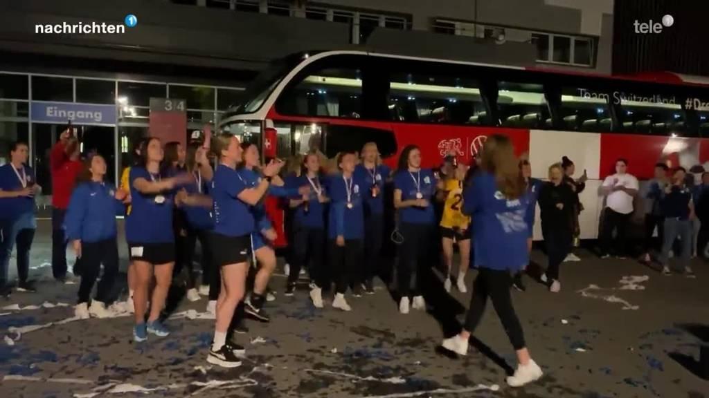 Die FCL-Frauen holen den Cupsieg