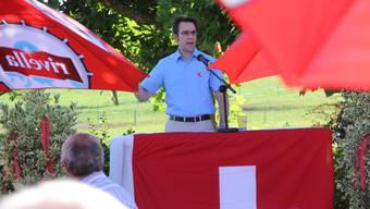 1.-August-Feier in Bözberg