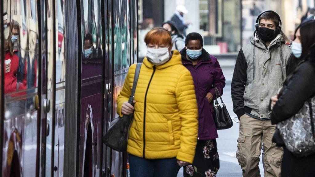 BAG meldet 120 neue Coronavirus-Fälle innerhalb von 24 Stunden