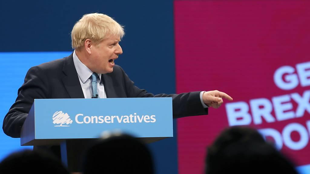Johnson - Grossbritannien will EU im Oktober definitiv ...