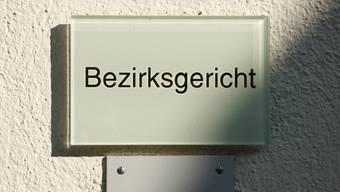 Bezirksgericht Laufenburg. (Archiv)