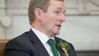 Regierungschef Enda Kenny. (Archivbild)