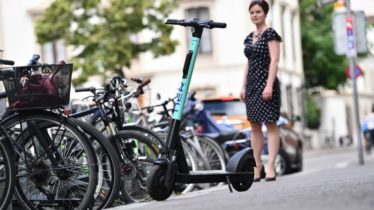 Die SBB wollen die einzelnen Mobilitäts-Möglichkeiten mittels APP koordinieren.