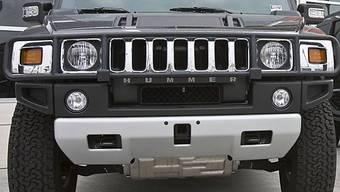 GM stellt Hummer-Produktion ein (Archiv)