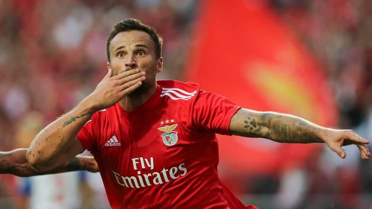 Seferovic entschied das Spiel gegen Porto mit seinem Treffer.