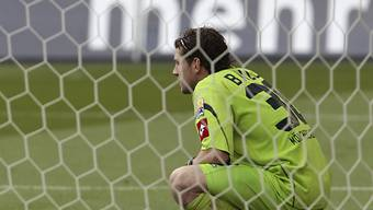 Tragische Figur: Gladbach-Goalie Logan Bailly.