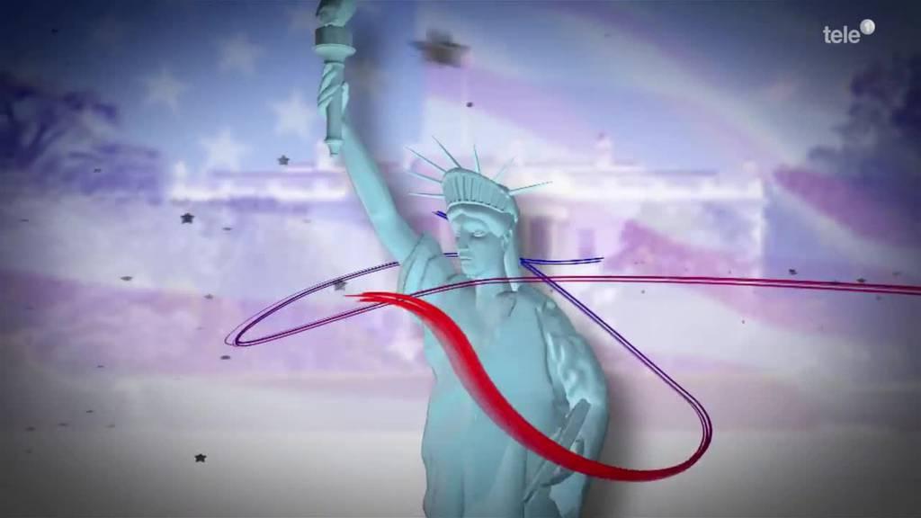 US-Wahlen 12.00 Uhr