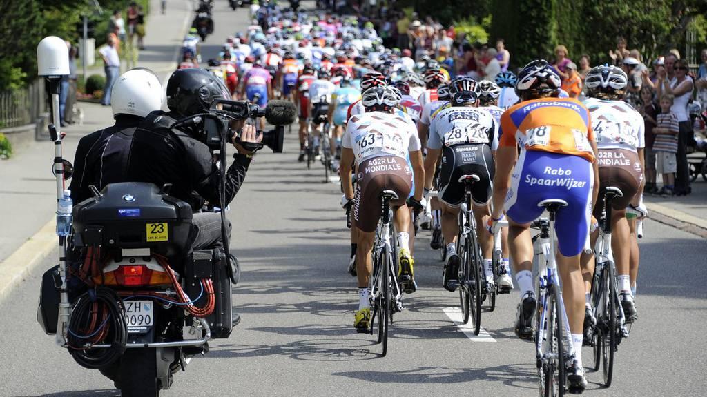Interview mit Tour de Suisse Direktor Olivier Senn