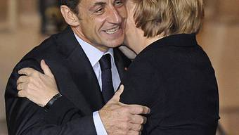 Sarkozy gratuliert Merkel zur Wiederwahl