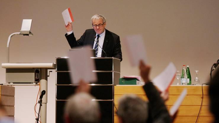 Stadtpräsident Kurt Fluri (Archivbild)