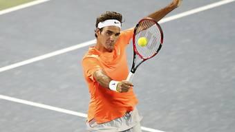 Roger Federer setzt sich in Dubai gegen Fernando Verdasco durch